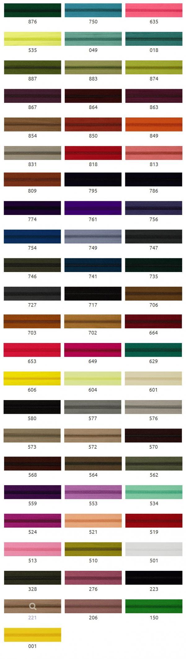 Карта кольорів