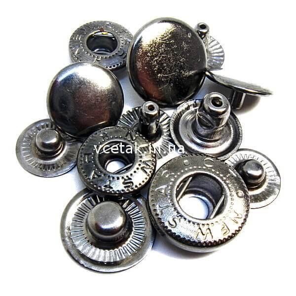 Кнопка Альфа 12.5 мм