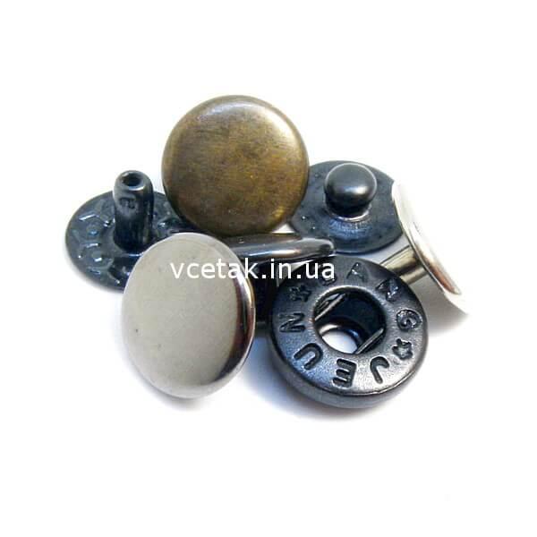 Кнопка Альфа 10 мм