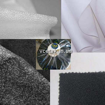 Флізелін для шиття та вишивки