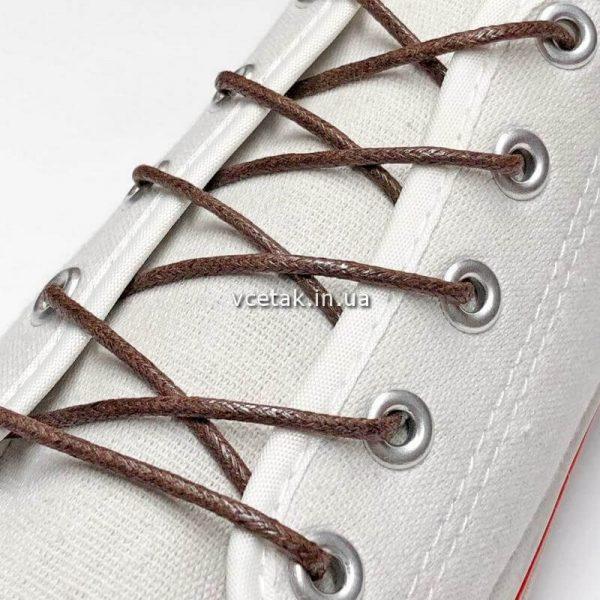 Шнурки круглые купить