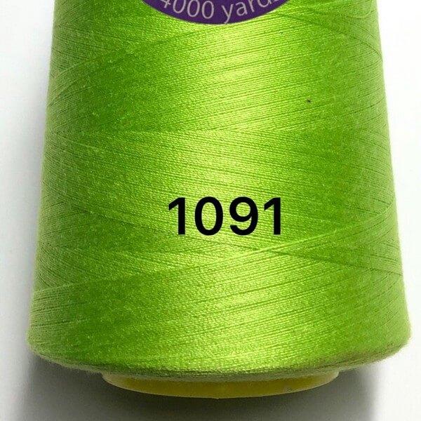 нитки для шитья на швейной машинке