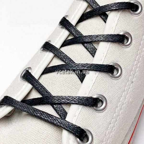 плоские шнурки